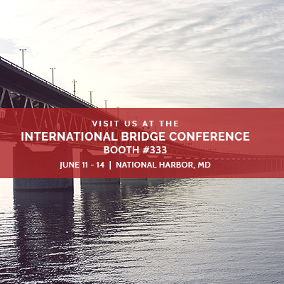 Visit Us At The International Bridge Conference