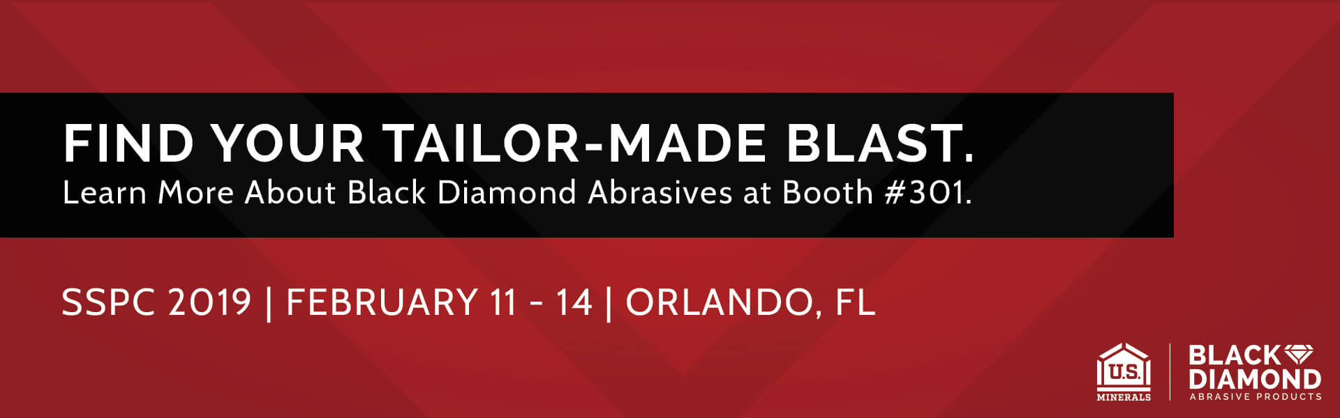 Learn More About Black Diamond at SSPC 2019